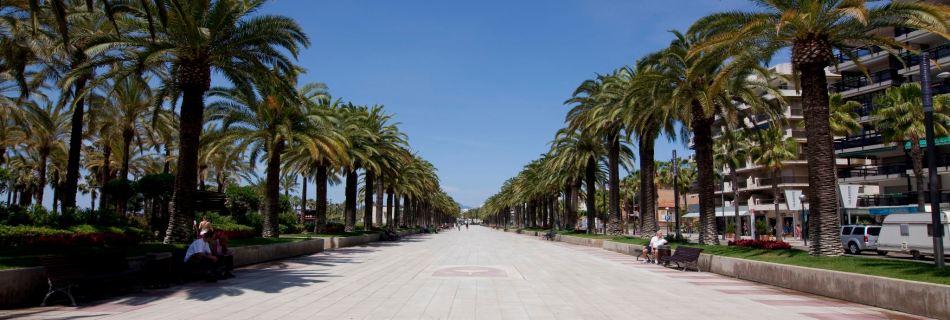 Salou Promenade