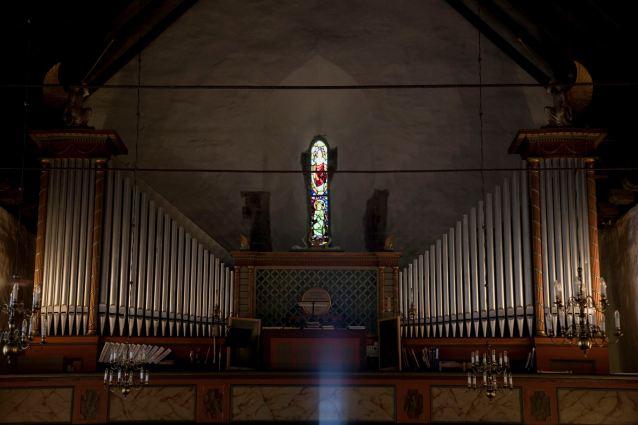 Vangen Church