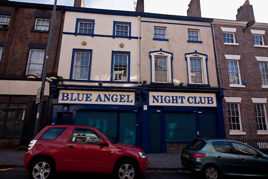 Liverpool Blue Angel Night Club