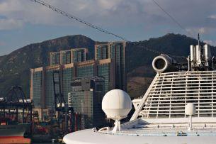 Hong Kong Docks