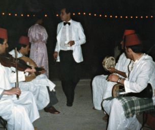 Moroccan Entertainment