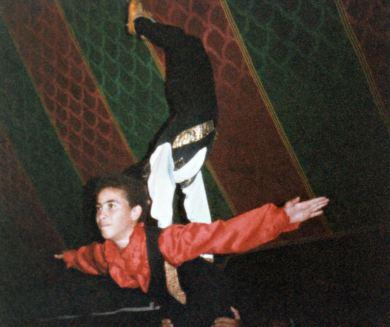 Moroccan Acrobats