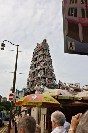 Singapore Hindu Temple