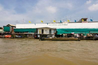 Bangkok River Ride