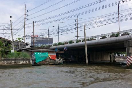 Bangkok River Bridge