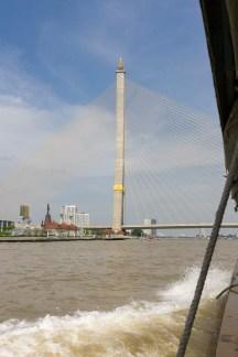 Rama VIII Bridge, Bangkok