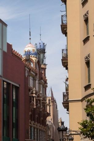 Beautiful Building Turrets