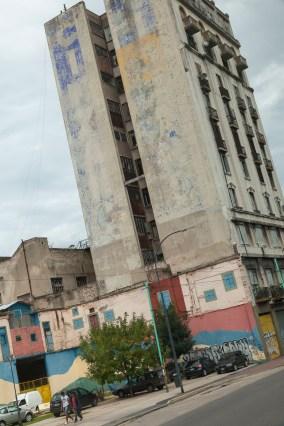 Concrete Building, Buenos Aires
