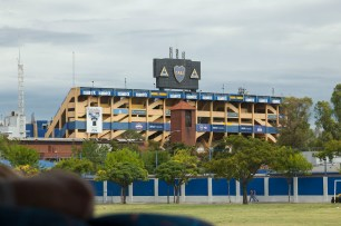 La Boca Football Stadium