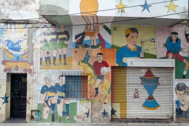 Faded Street Art