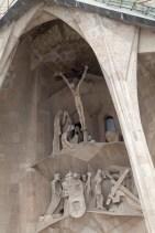 La Sagrada Familia Sculptures