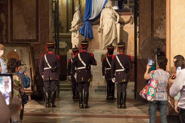 Mausoleum Guards