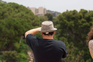 Brother, Park Guell