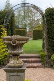 Coughton Court Gardens