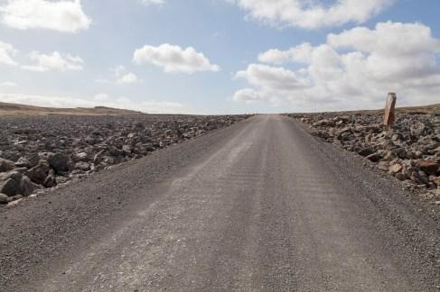 Falkland Islands Road