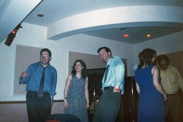 G7 - Robert Craig Dancing