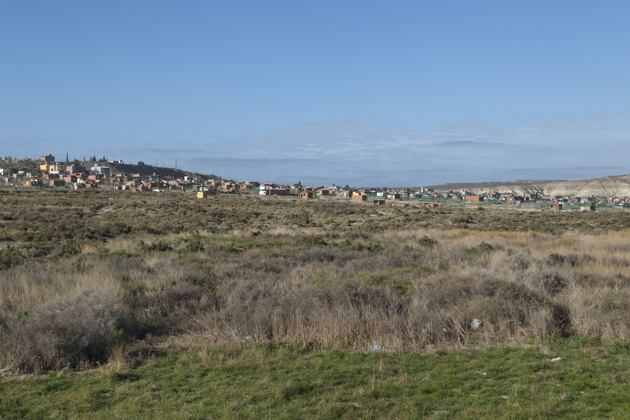 Puerto Madryn From Coach