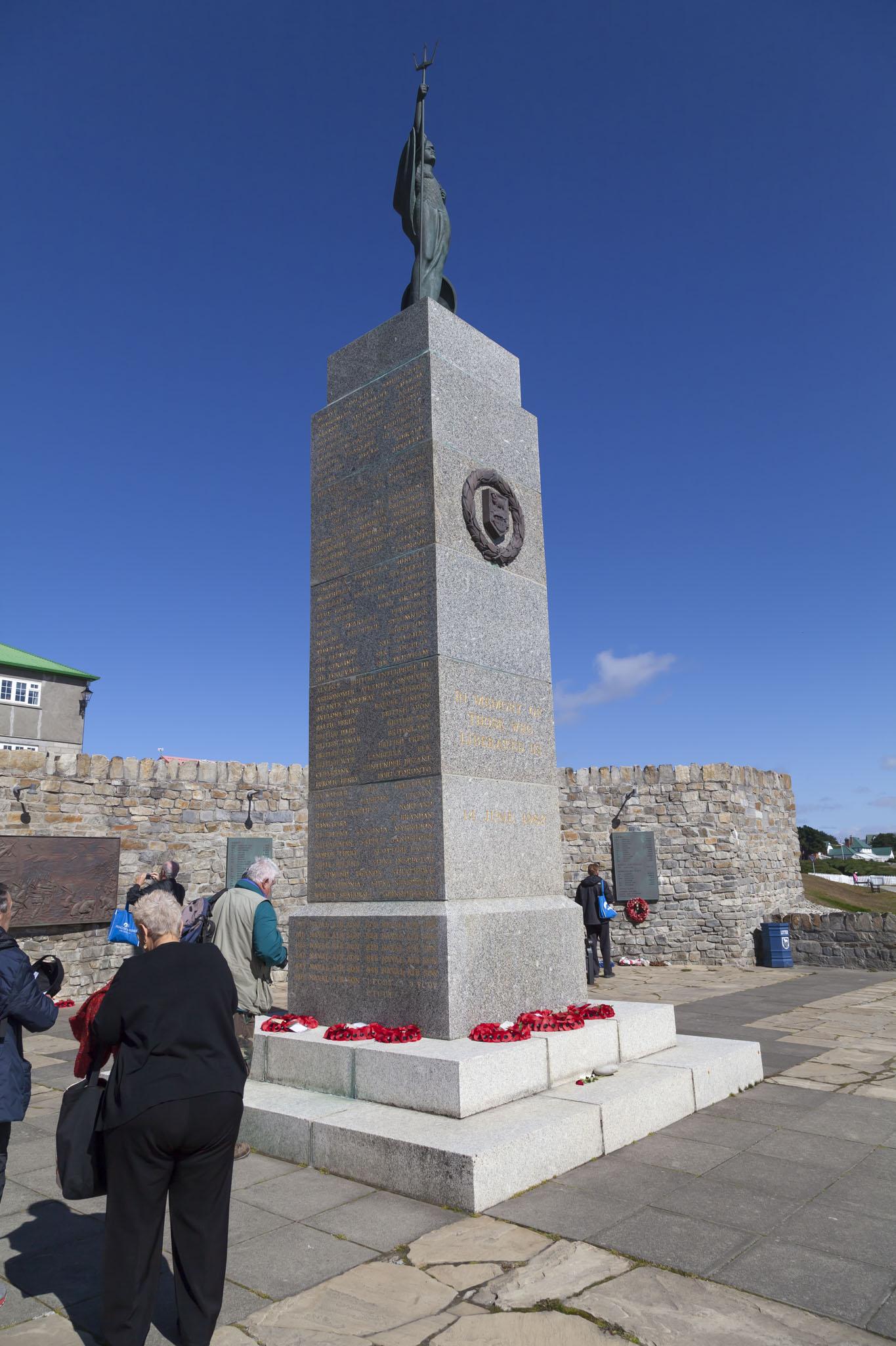 Memorial Park, Stanley
