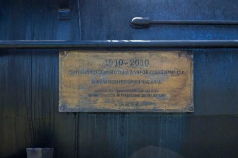 Steam Train, Uruguay