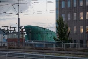 Amsterdam, Science Museum