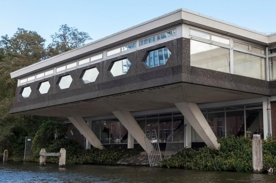 Brutalist Architecture, Amsterdam