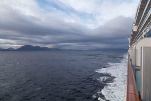 Approaching Chile