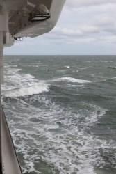 Azura Approaching IJmuiden