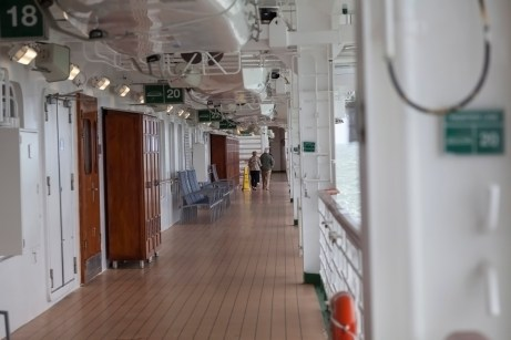 Azura Promenade Deck