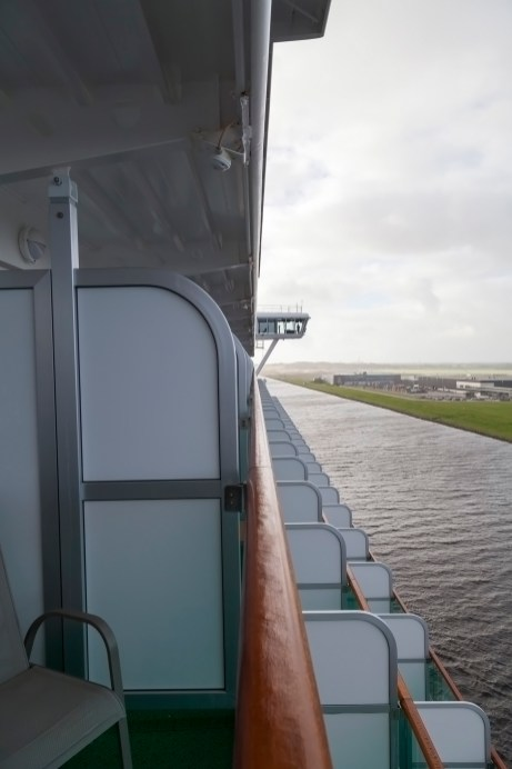 North Sea Canal From Azura