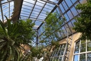 Botanical Gardens Orangery