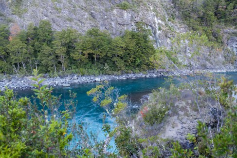 Petrohué Waterfalls