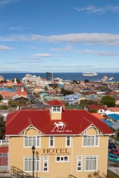 Punta Arenas Viewpoint