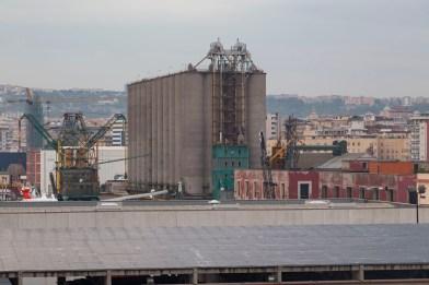Naples Port, Italy