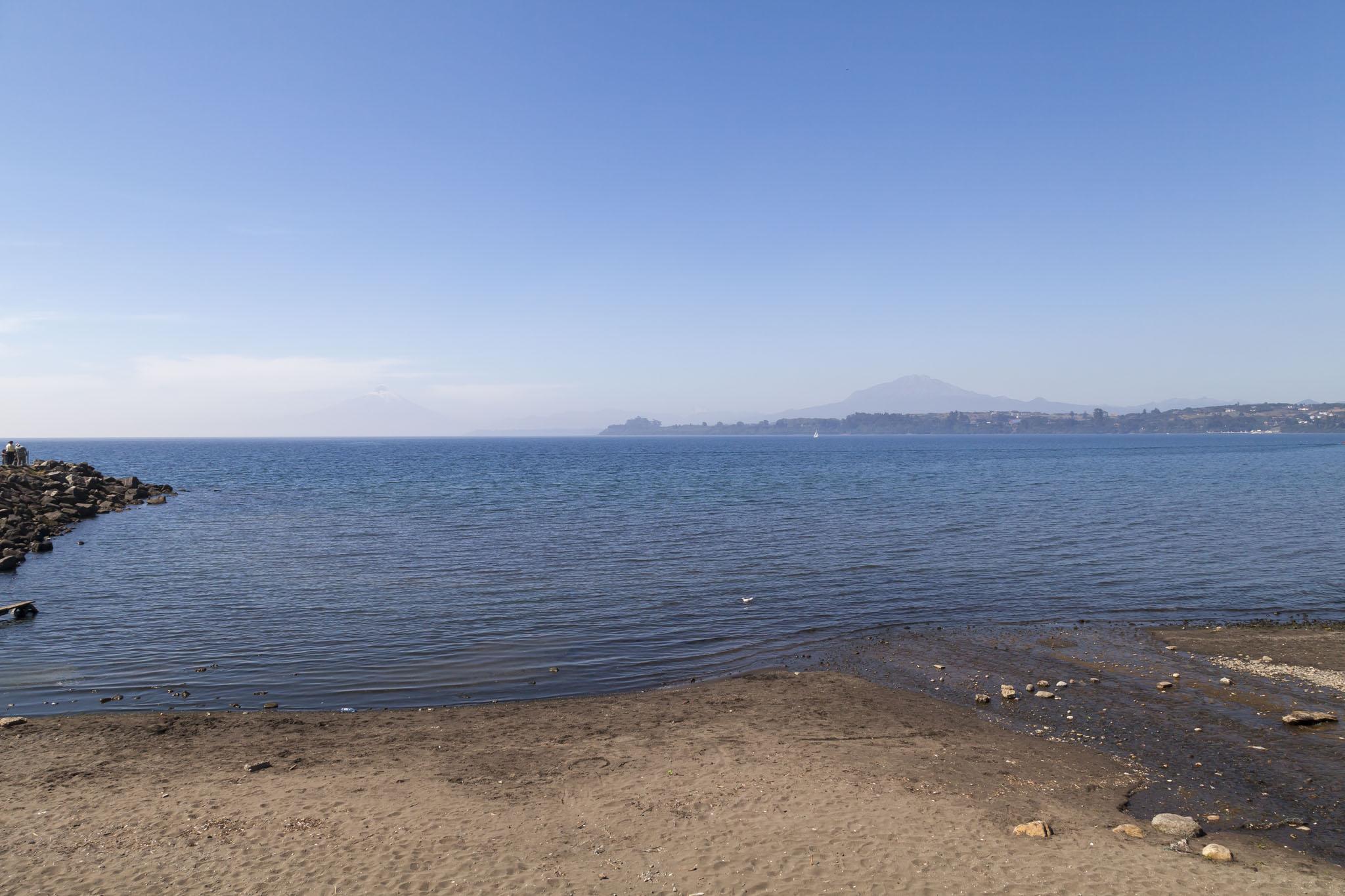 Puerto Varas, Lake Llanquihué