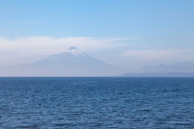 Puerto Varas, Lake Llanquihué, Volcano