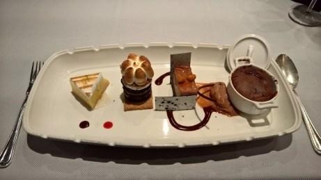 Crown Grill Dessert