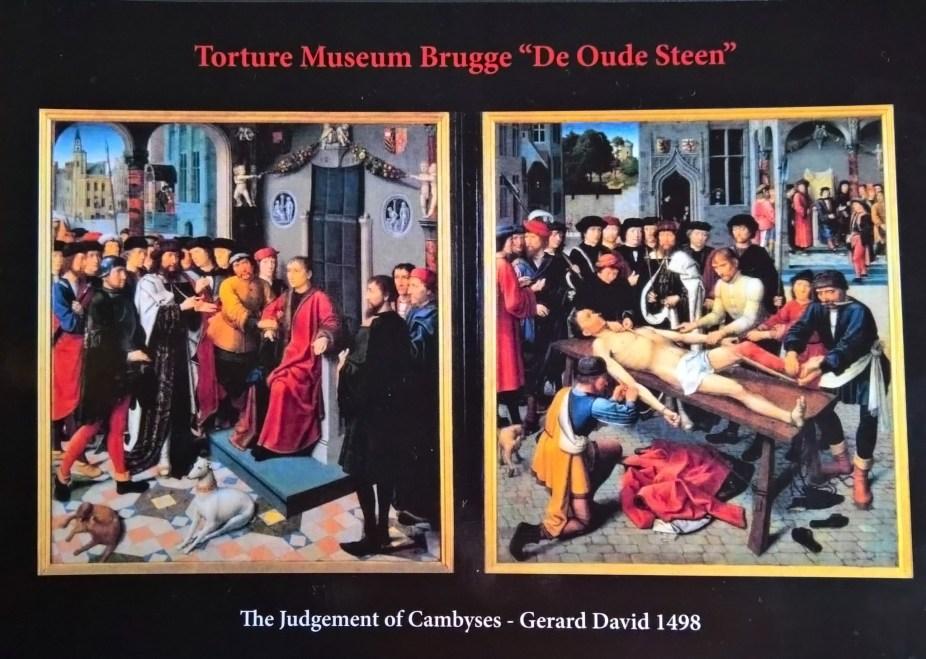 Torture Postcard