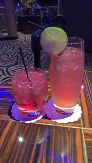 Long Beach Iced Tea and Brecon Yuppie