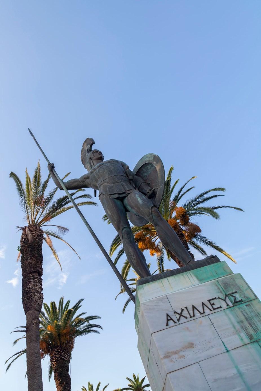 Statue Of Achilles