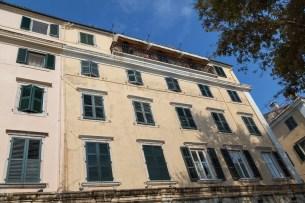 Corfu Building