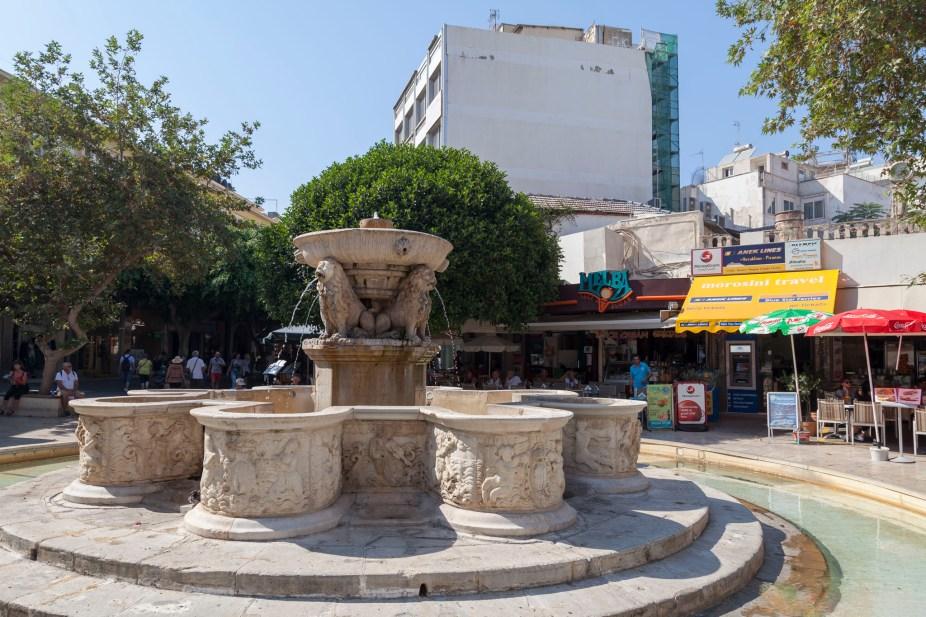 Heraklion Fountain