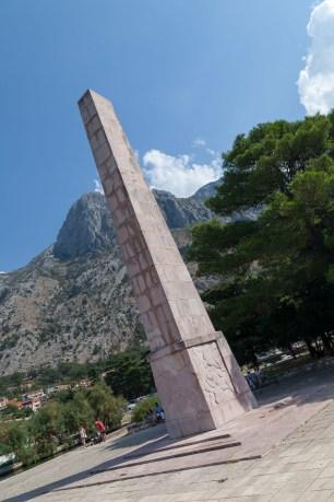 Kotor Monument