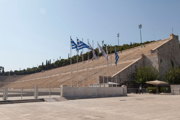 Athens Olympic Stadium
