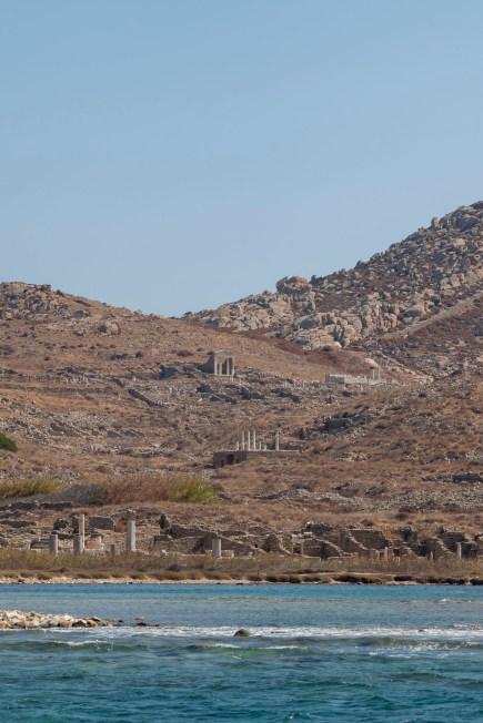 Boat From Delos