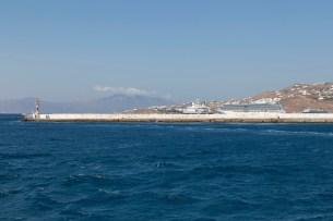 Mykonos Town Harbour