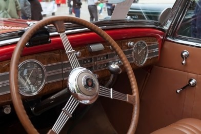 Classic And American Car Show