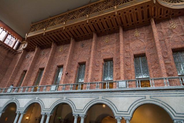 Blue Hall, City Hall, Stockholm