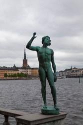 Statue, Stockholm