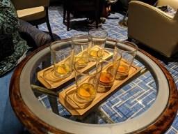 Whiskey Flight, Rum Flight