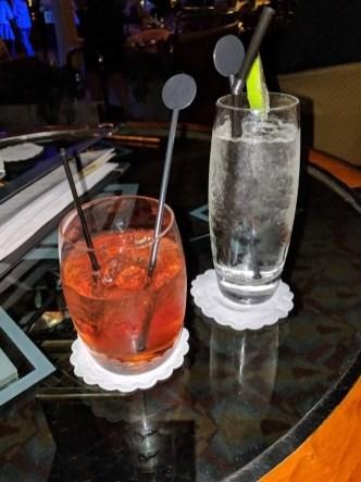 Drinks In Harlequin's